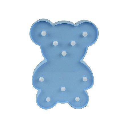 Luminária Led Urso 10 Leds - GDR0071