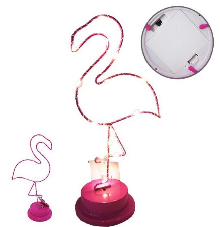 Luminária Decorativa Flamingo