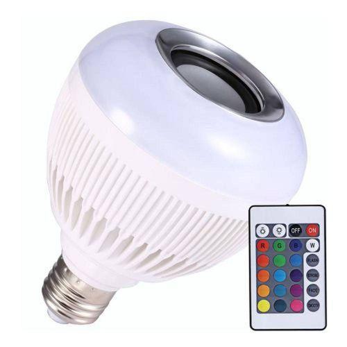 Lampada RGB Musical Bluetooth WJ-L2