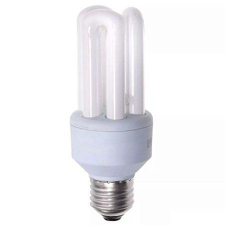 Lâmpada Fluorescente 3U 11W 220V 2700k - Lampa
