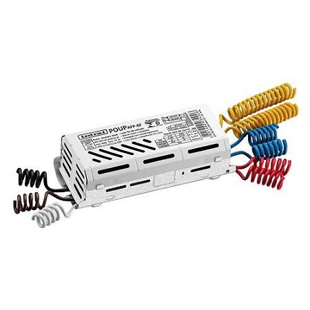 Reator Eletrônico 2x18/20W Intral - 03402