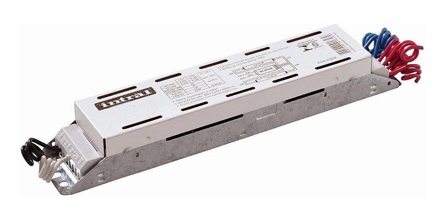 Reator Eletrônico p/ 1 lâmpada Fluorescente T5 14W - Intral