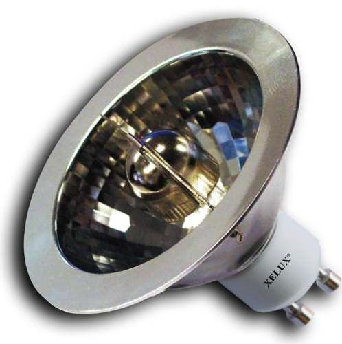 Lâmpada Halógena 50w Ar70 Gu10 127v 24 - Xelux