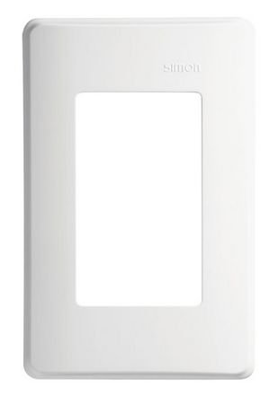 Placa + Suporte Horizontal 4x2 3 Postos S19 - SIMON
