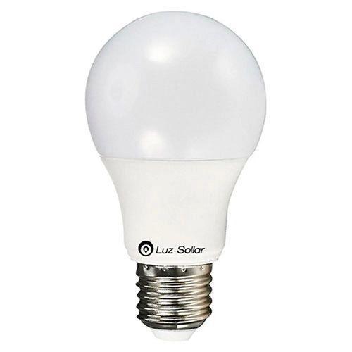Lâmpada Bulbo LED 9W Dimerizavel 3000K Bivolt Luz - Sollar
