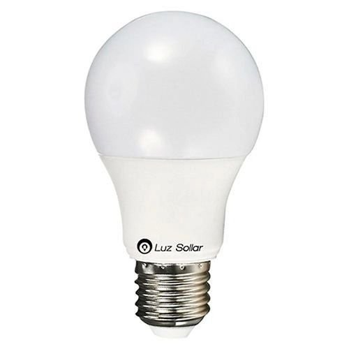 Lampada Bulbo LED 9W Dimerizavel 6500K Bivolt - LUZ SOLLAR