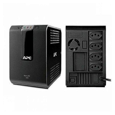NoBreak Back-UPS 600VA - Mono / 115V - APC