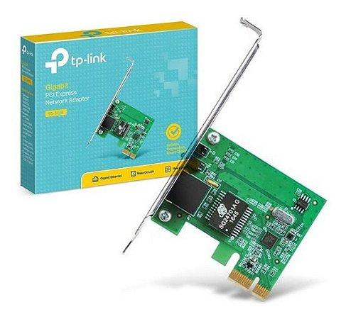 Placa Adaptador PCI Express 1x Giga - TP-Link - TG-3468