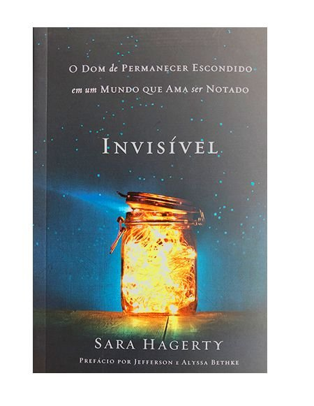 INVISÍVEL - SARA HAGERTY