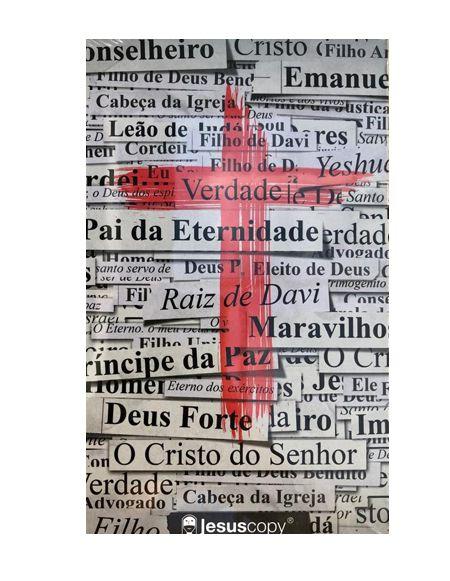 BÍBLIA CRUZ NVI