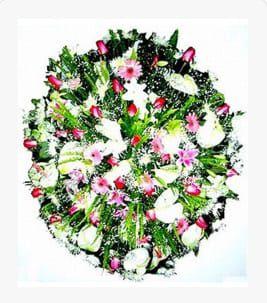 Coroa de Flores BR-03
