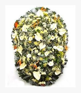 Coroa de Flores BR-06