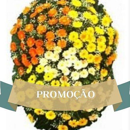 Coroa de Flores BR-10 Extra Grande Luxo