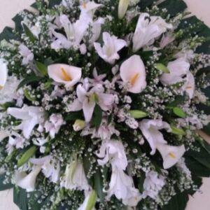 Coroa de Flores Br Homenagem