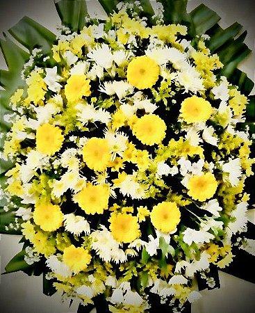 Coroa de Flores Grande BR