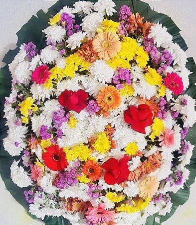 Coroa de Flores Cemitério Morumbi BR OO