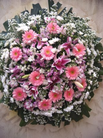 Coroa de Flores Abcel