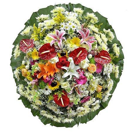 Coroa de Flores Jardim da Colina