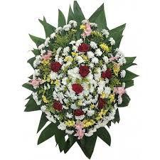 Coroa de Flores Guarulhos Grande