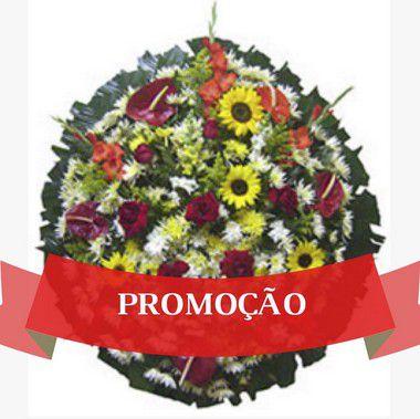 Coroa de Flores Cemitério Campo Grande