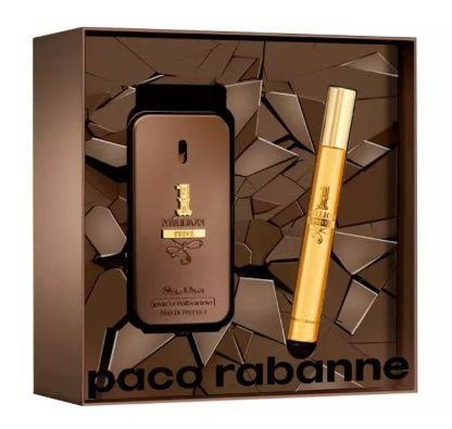 Coffret 1 Million Privé EDP 50ml + Travel Size 10ml