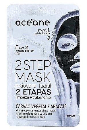 2 Step Mask - Carvão Vegetal e Abacate