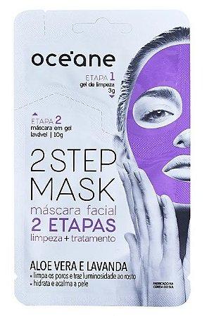 2 Step Mask - Máscara Facial Aloe Vera e Lavanda