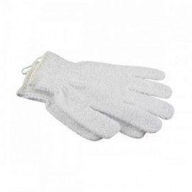 Exfolianting Gloves - Luva Esfoliante Branca