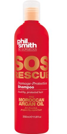 SOS Rescue Damage Protection - Shampoo 350ml