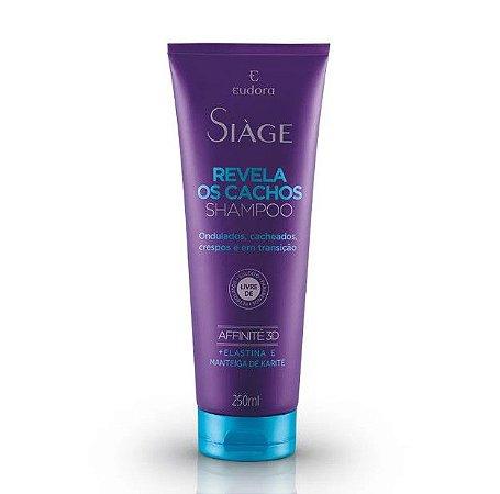 Shampoo Revela Cachos