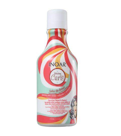 Divine Curls - Shampoo 250ml