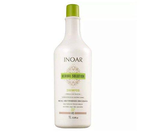 Herbal Solution - Shampoo 1L