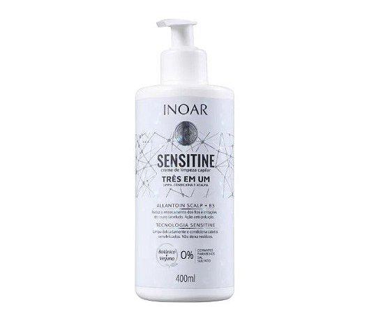 Sensitine - Condicionador Co-Wash 400ml