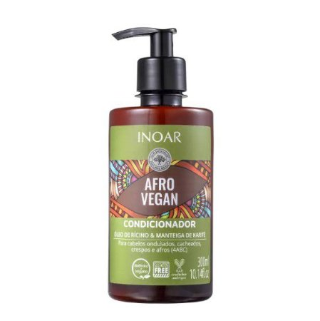 Afro Vegan - Condicionador 300ml