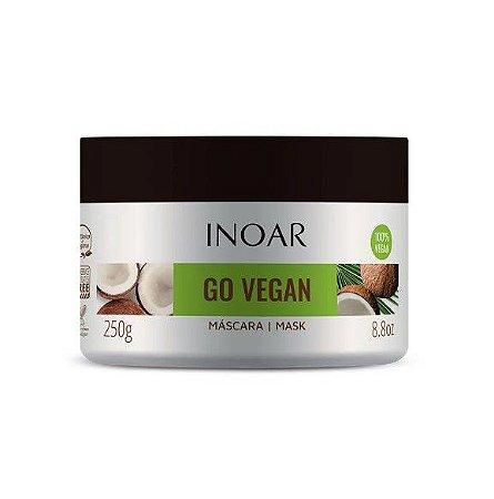 Go Vegan Hidratação e Nutrição - Máscara 250g