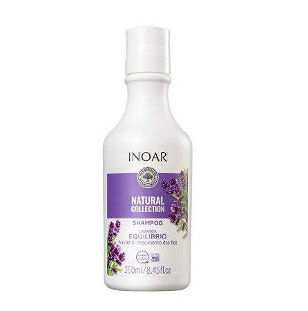 Inoar Natural Collection Lavanda - Shampoo 250ml