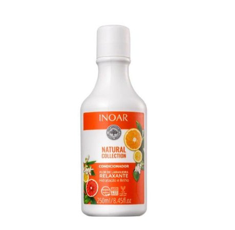 Inoar Natural Collection Flor Laranjeira - Condicionador 250ml