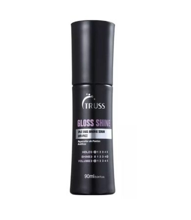 Gloss Shine - Sérum Reparador de Pontas 90ml