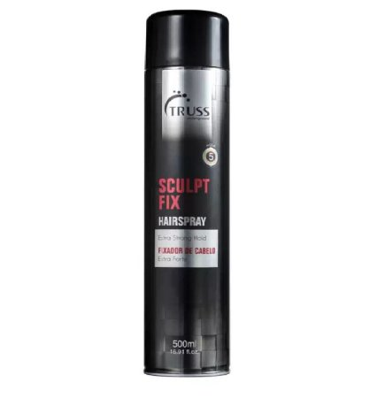 Sculpt Fix - Spray Fixador 500ml