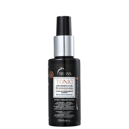 Tônico Capilar - Hair Growth Fluid Pharmacy + 120ml