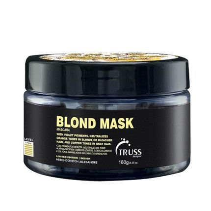 Máscara Blond Mask - Alexandre Hercovitch 180g