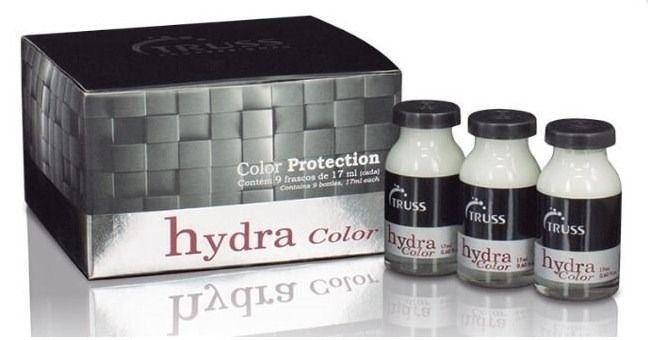 HYDRA COLOR 17 ML (CX. C/ 9 UNIDADES)