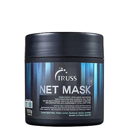 Net - Máscara Capilar 550g