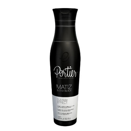 PORTIER MATIZ BLOND BLACK - 500ML