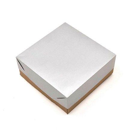 Caixa mista MT25 (25x25x10 cm) - embalagem com 10