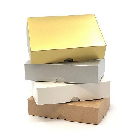 Caixa 0 (15x11x3,5 cm) - embalagem com 20