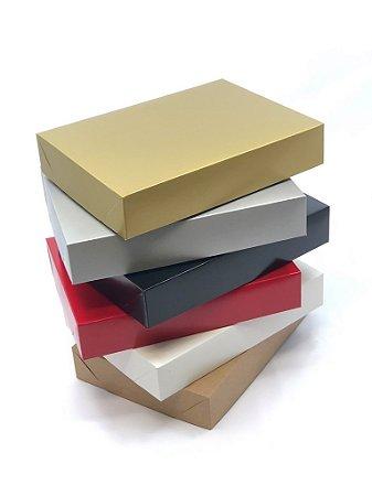 Caixa 2,5 (27x20x5 cm) - embalagem com 20