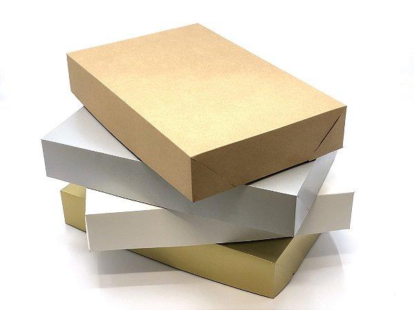 Caixa 5TF (41,5x27x7 cm) - embalagem com 20