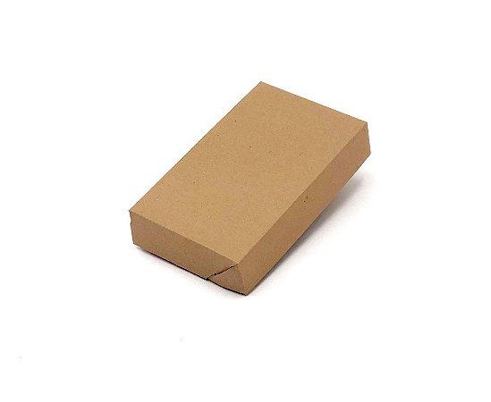 Caixa microondulada CORREIO 1 (19x12x4 cm) - embalagem com 20