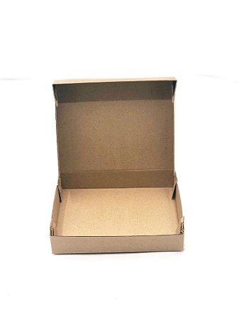 Caixa microondulada CORREIO 2 (24x19x4,5 cm) - embalagem com 20